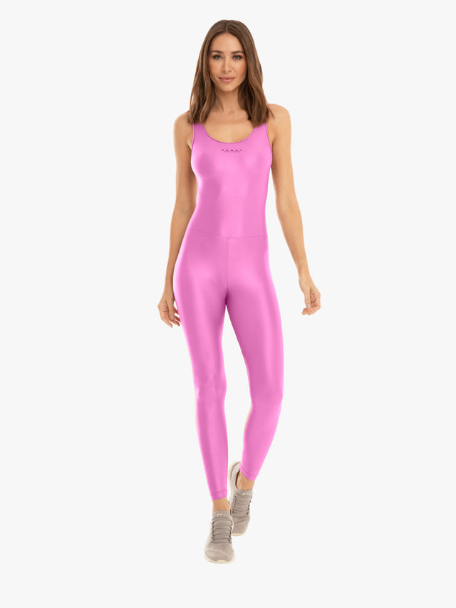 Jet Infinity Jumpsuit - Wild Orchid