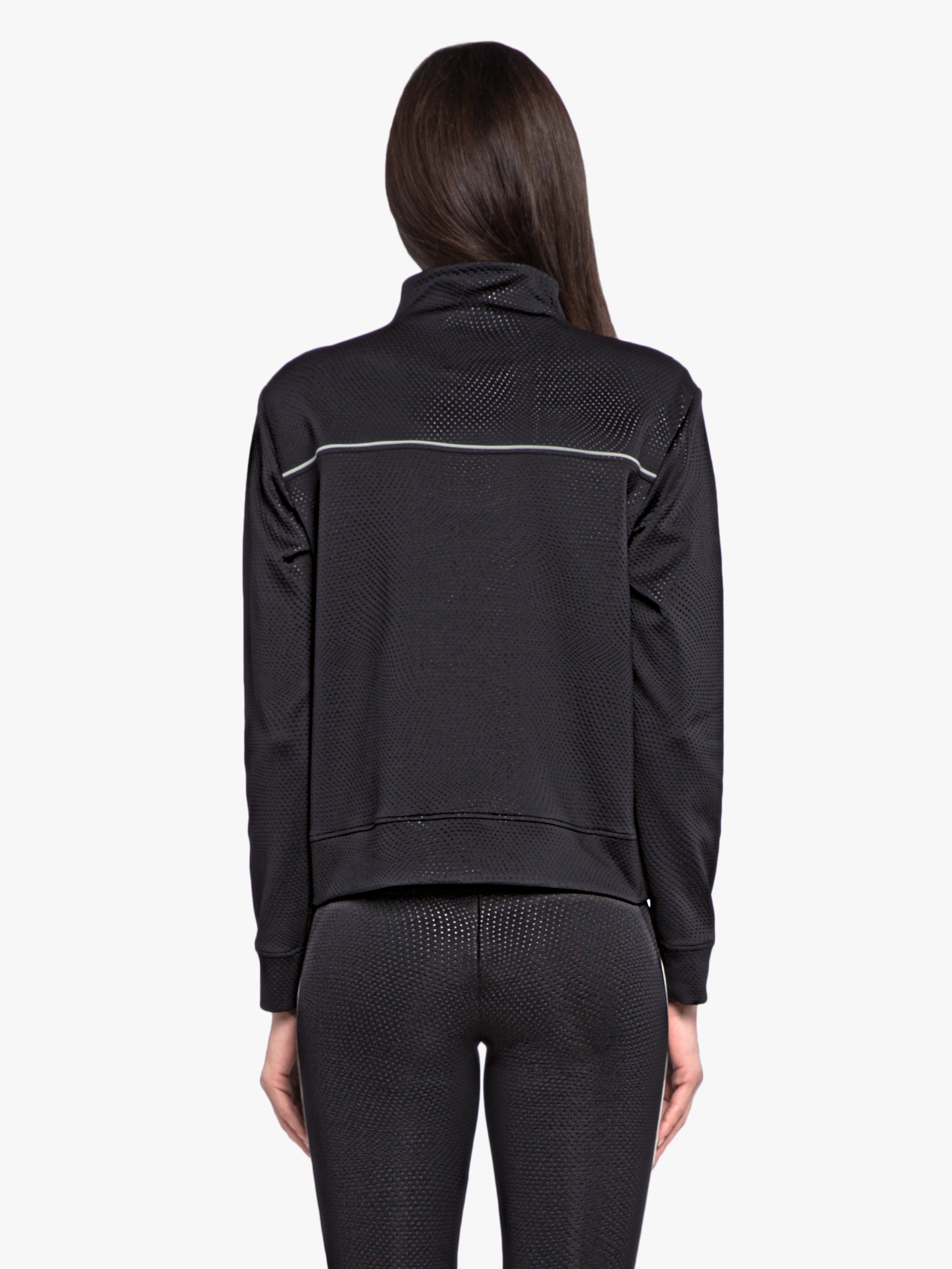 Kai Etch Sweatshirt - Black