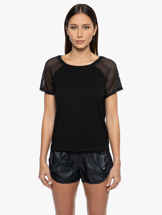 Koan Brisa T-Shirt - Black