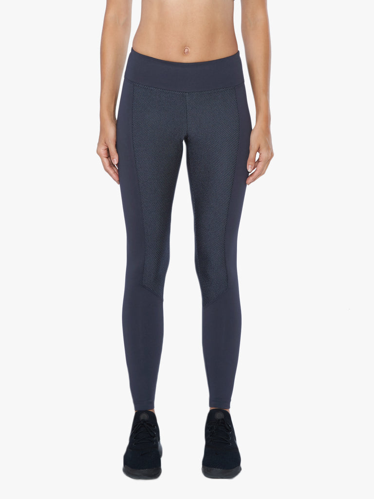 Marina Mid-Rise Speed Legging - Ashen