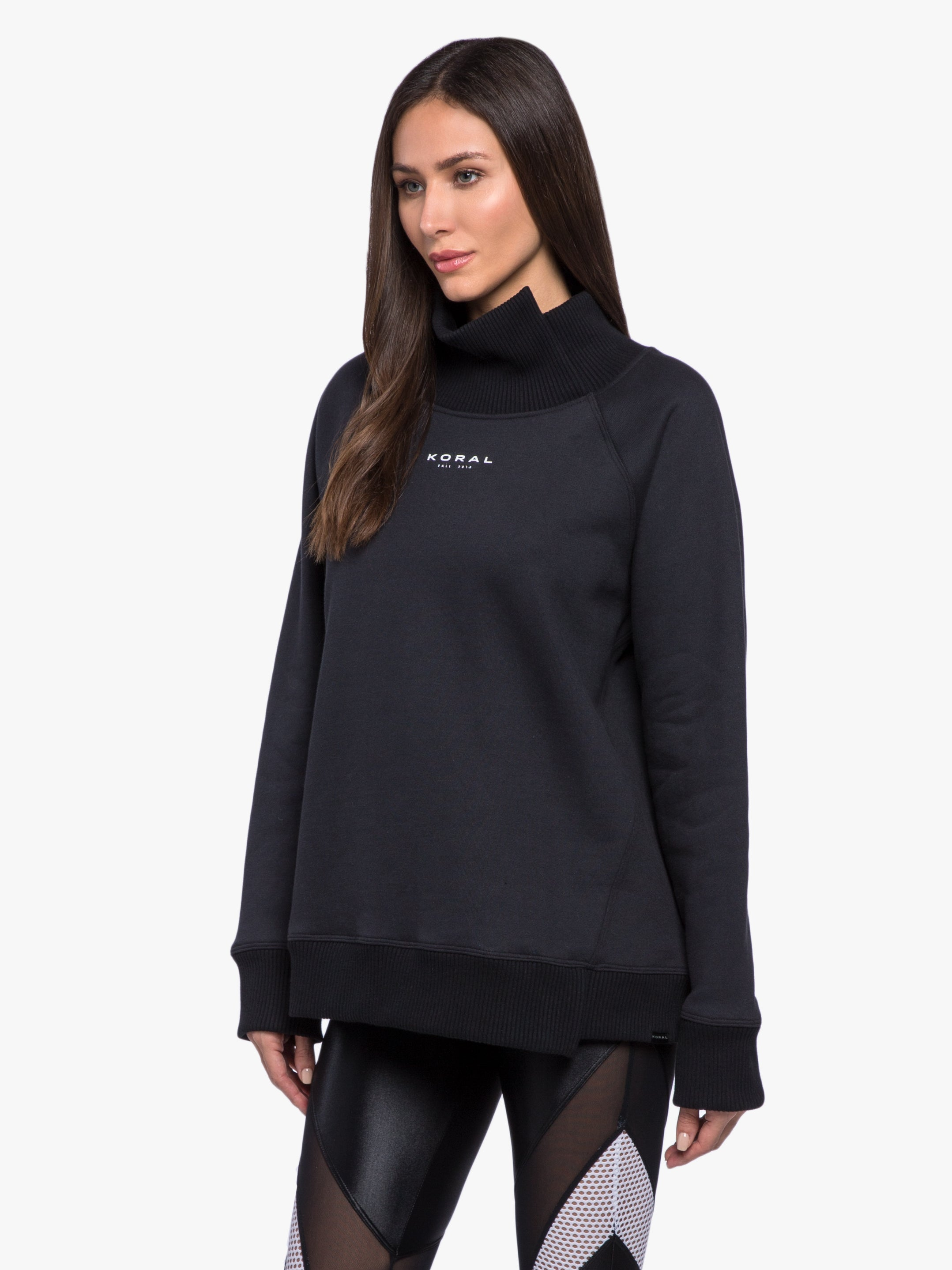 Lucid Haze Sweatshirt - Black