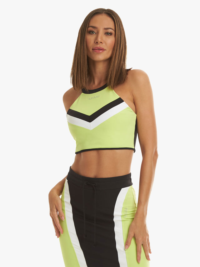 Lab Blackout Sports Bra - Citrina