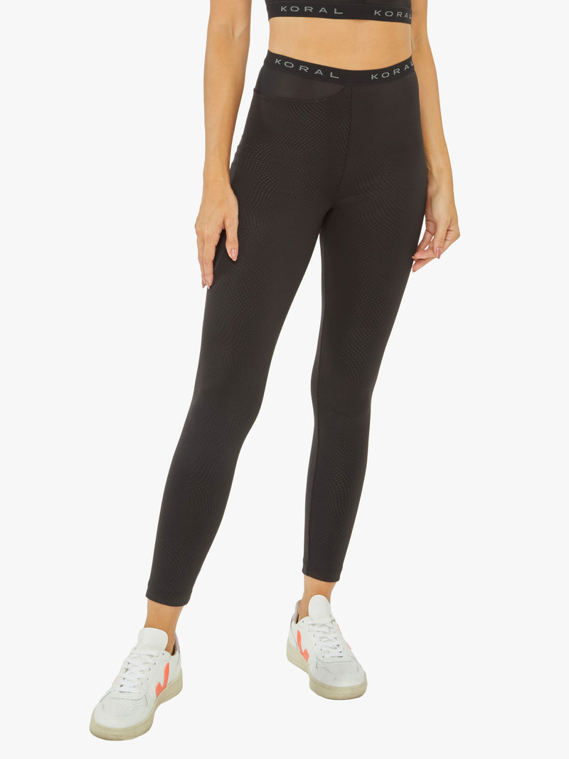 Eros Etch High Rise Legging