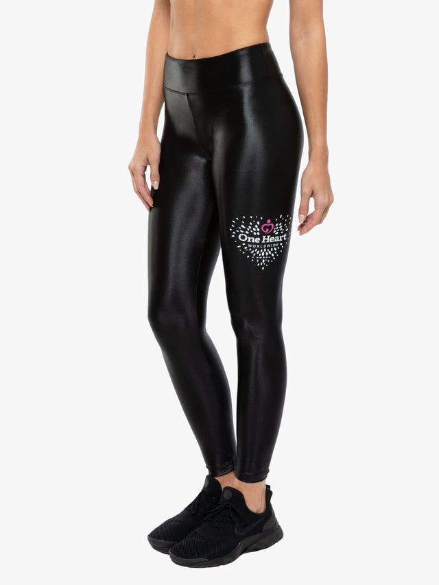 One Heart Lustrous High Rise Legging