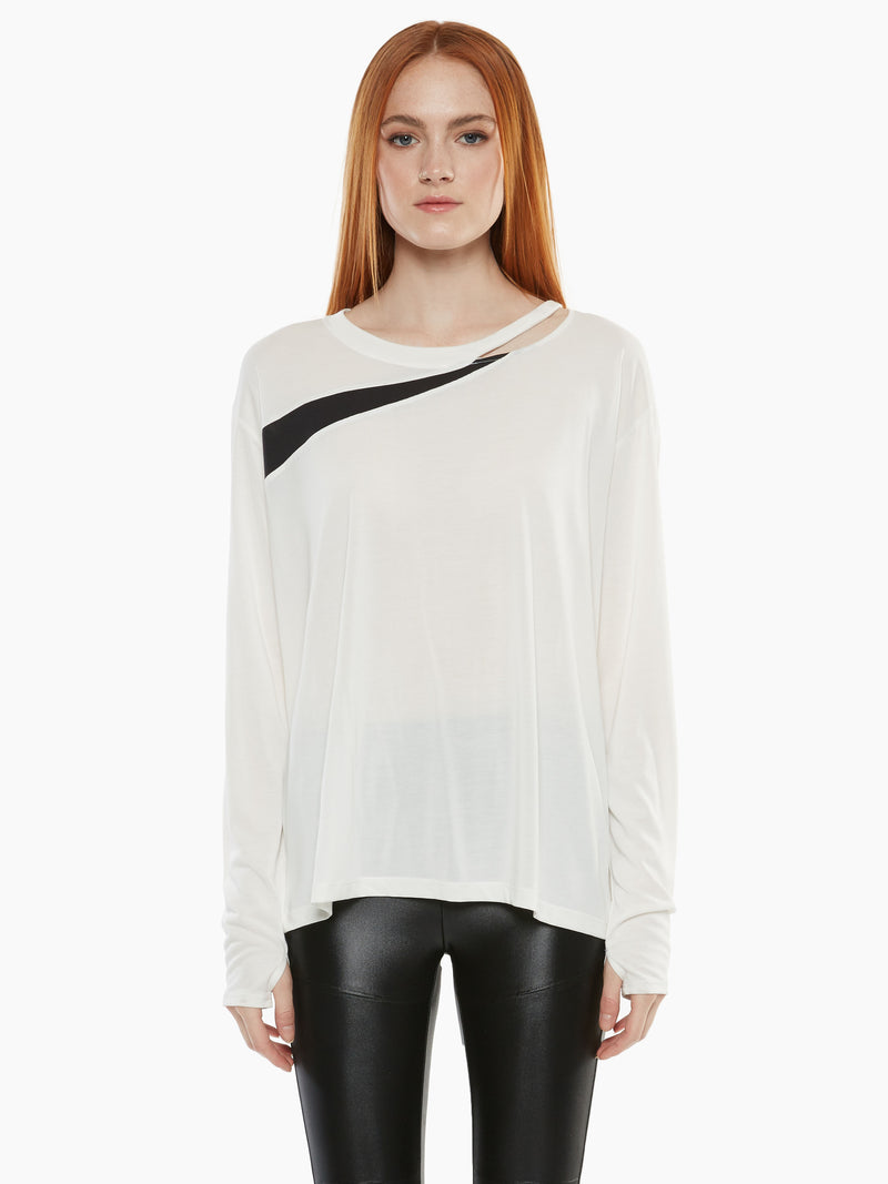 Pace Cupro Long Sleeve Top