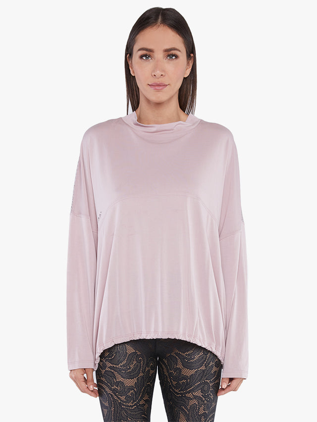 Prestige Long Sleeve Curpo Top