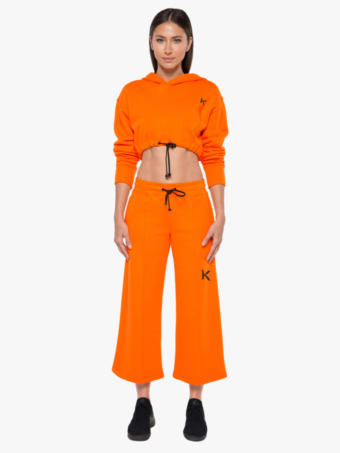 Luminous Matte Sweatpant - Jasper Orange