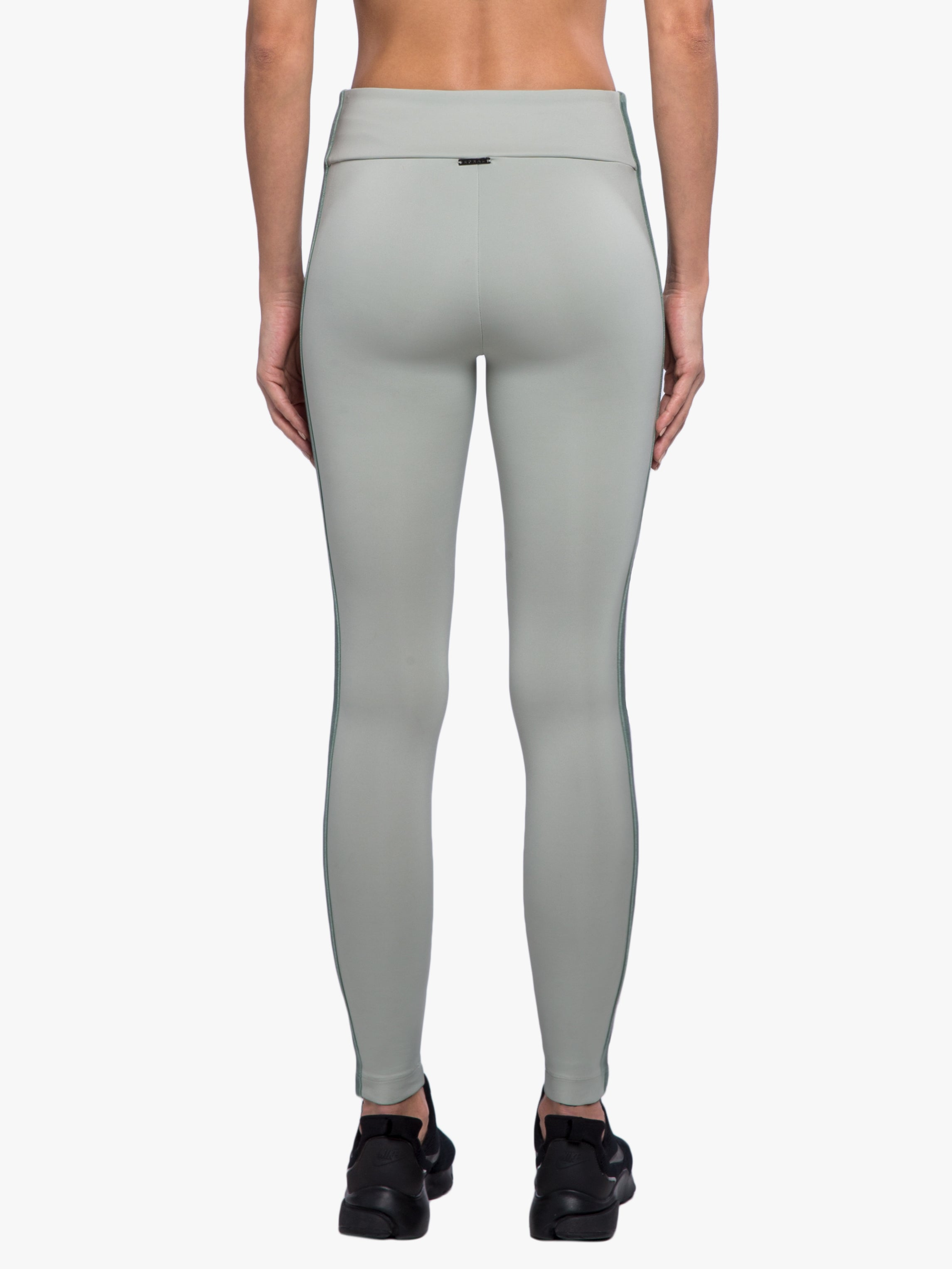 Trainer Scuba Legging - Mineral Grey