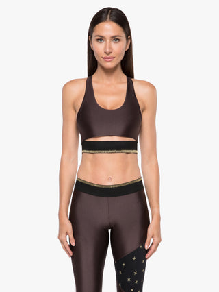 Spring Sprint Sports Bra - Ametrine