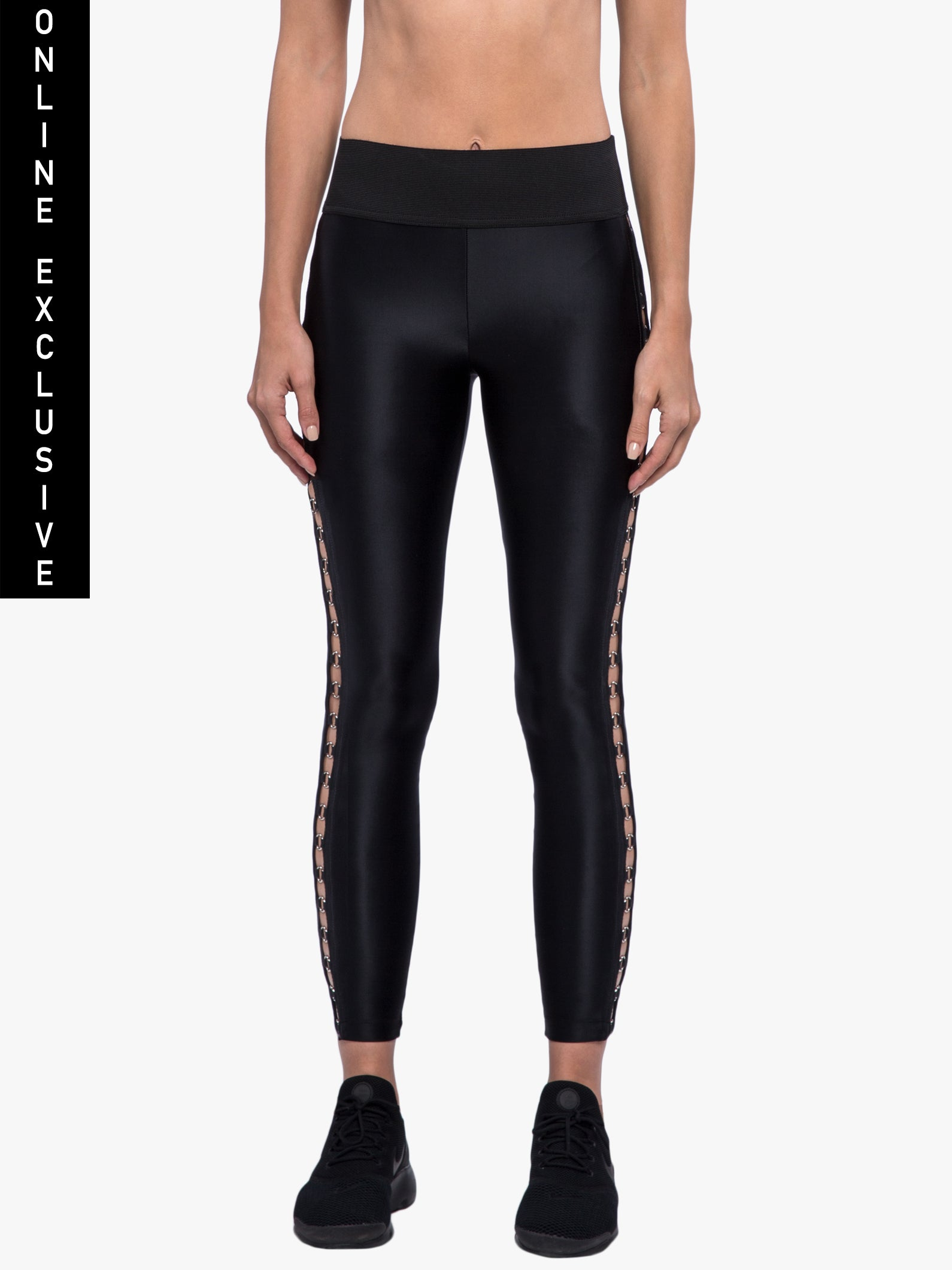 Stand Out Legging - Black