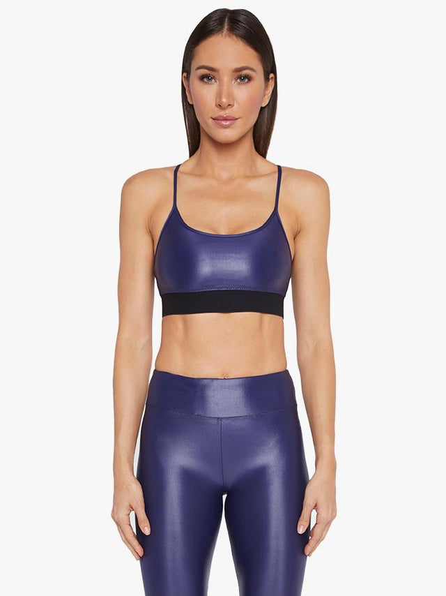 Sweeper Sports Bra