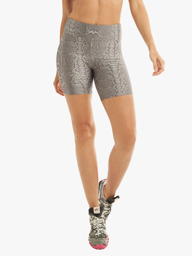 Slalom High Rise Reptile Shorts