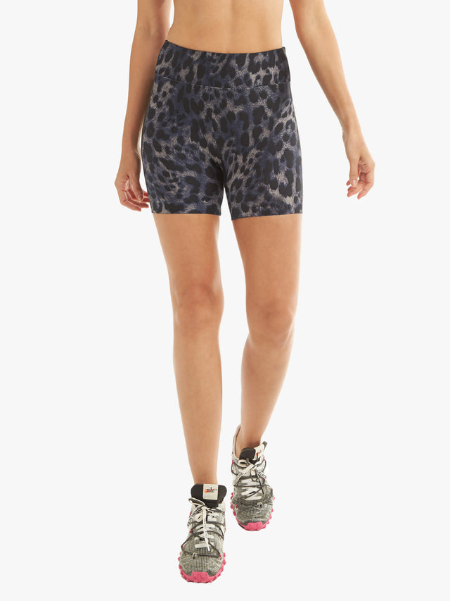 Slalom High Rise Cheetara Shorts