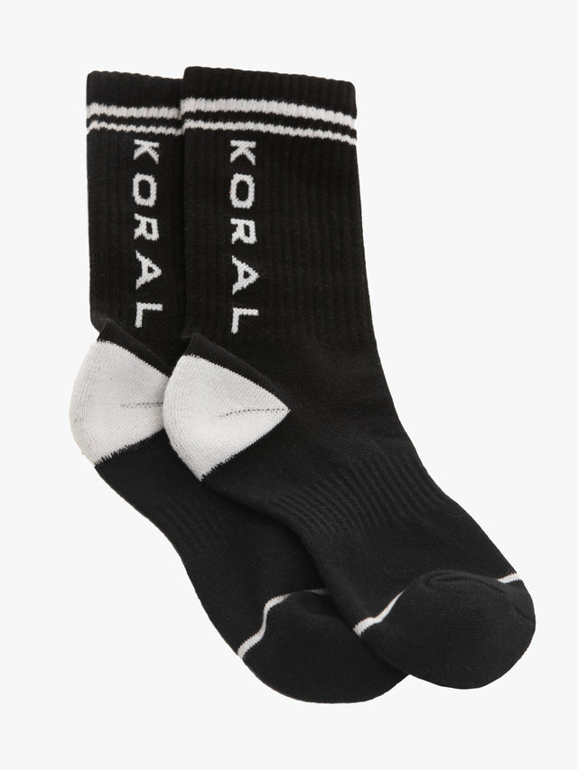 Balance French Terry Logo Sock