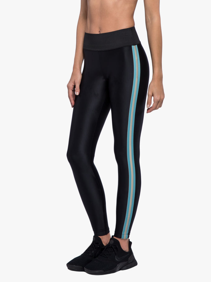 Tone High Rise Legging - Black
