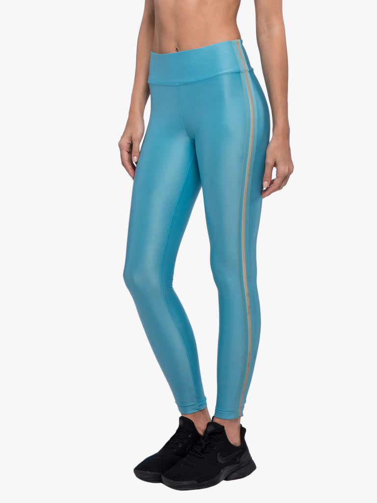 Trainer Energy Legging - Milky Blue