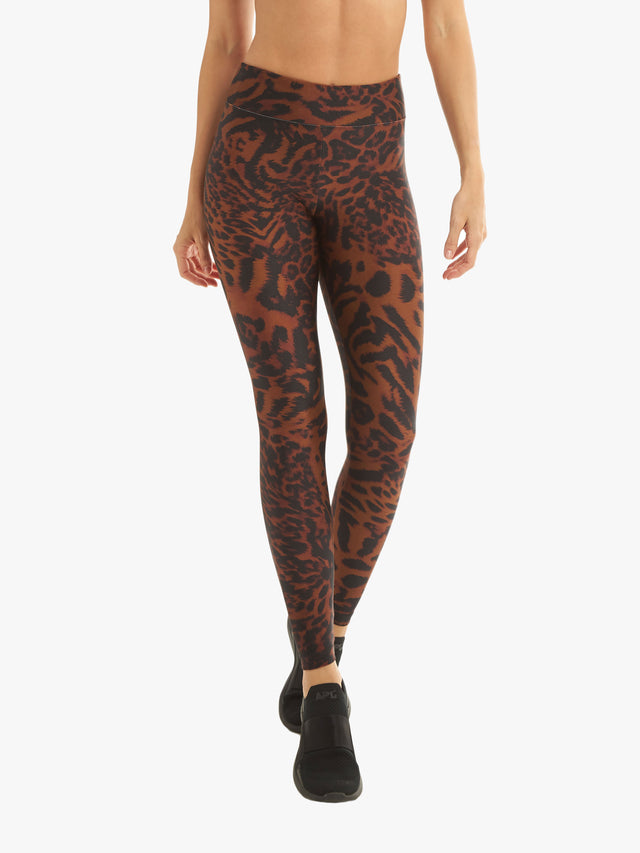 Drive High Rise Cheetara Legging