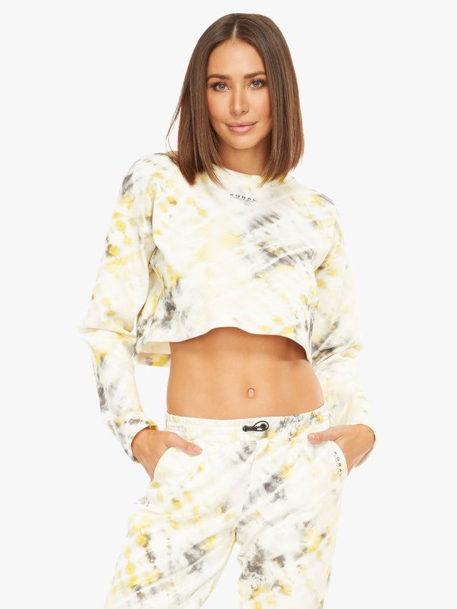 Valor Dive Crop Top