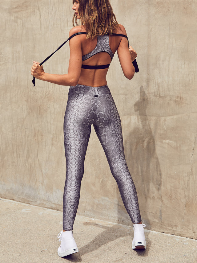 Drive High Rise Reptile Legging