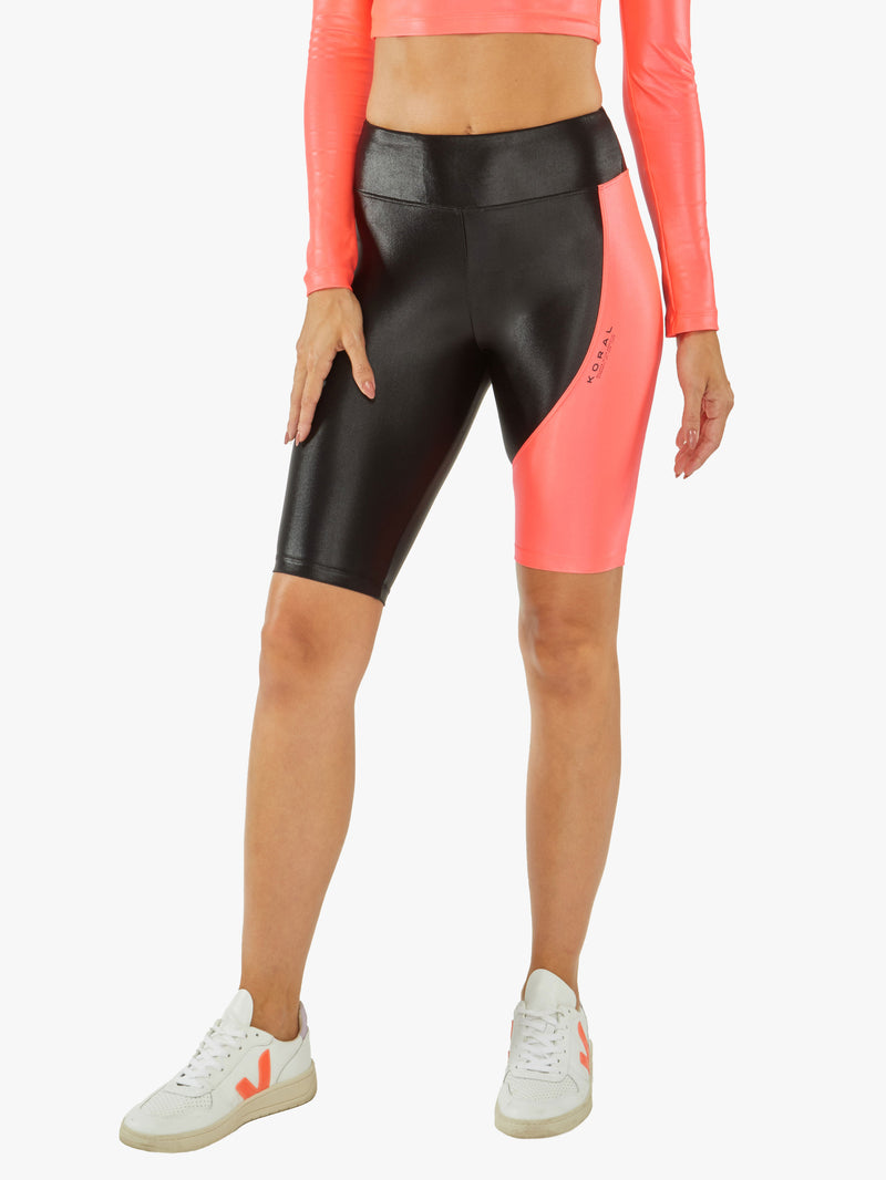 Duro Infinity High Rise Bike Short