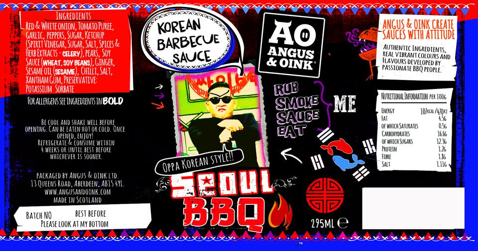 Load image into Gallery viewer, SEOUL BBQ KOREAN BBQ SAUCE 300ml