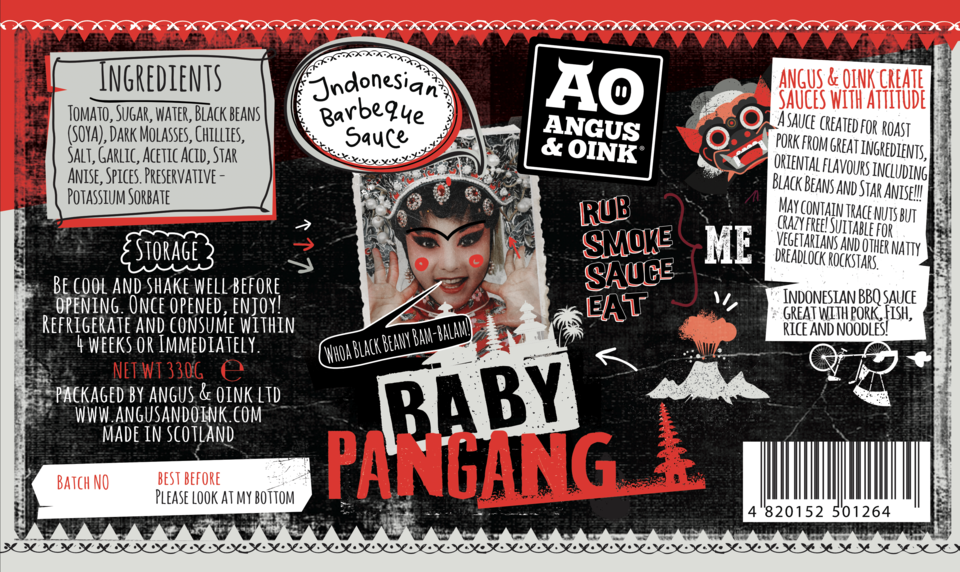Load image into Gallery viewer, BABY PANGANG 300ML