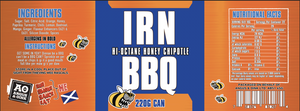 Load image into Gallery viewer, IRN BRU BBQ RUB 200G - Bromfields-Butchers