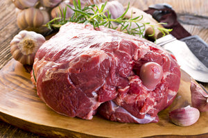 Lamb Leg Bone-In - Bromfields-Butchers