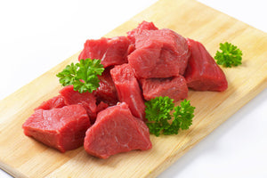 Load image into Gallery viewer, Lean Diced Beef - Bromfields-Butchers