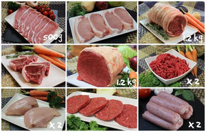 Load image into Gallery viewer, Family Meat Box - Bromfields-Butchers