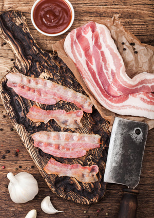 300g Streaky Bacon