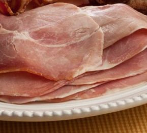 Sliced Cooked Ham (per 120g) - Bromfields-Butchers