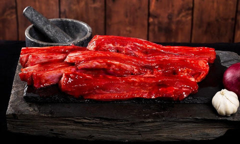 Flavoured Meaty Pork Ribs 900g / 2lb - Bromfields-Butchers