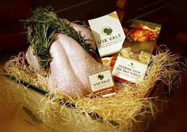 Usk Vale Whole White Turkey - Bromfields-Butchers