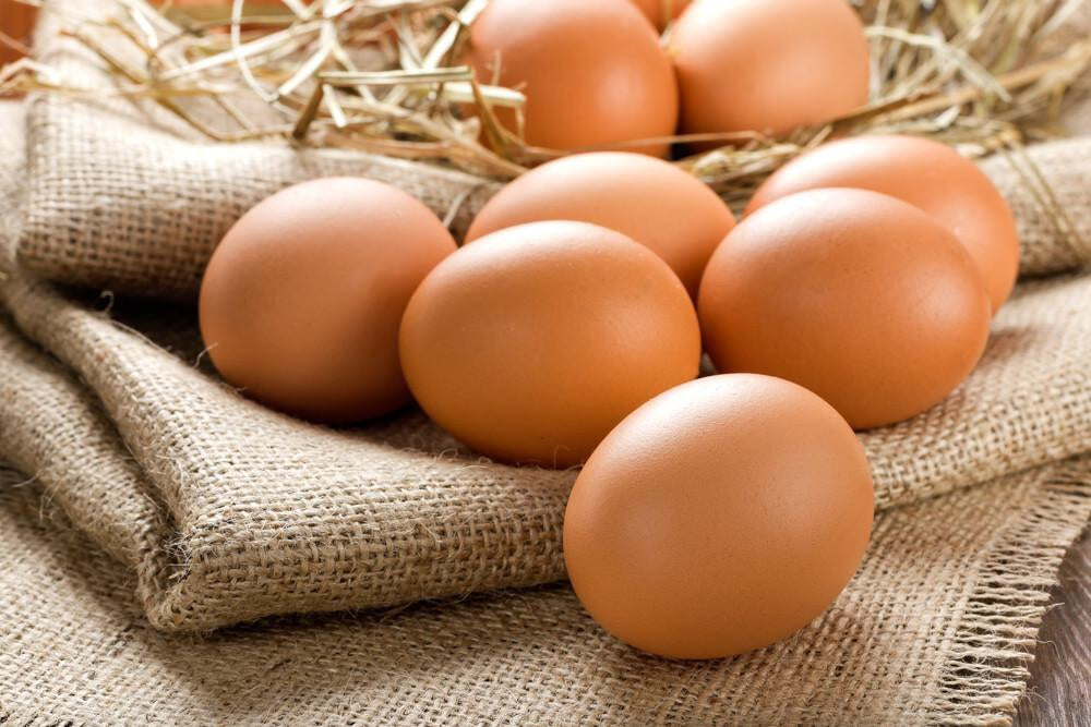 6 Free Range Eggs (Click & Collect only)