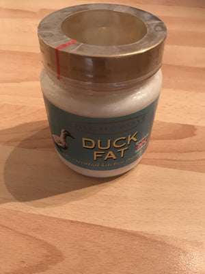 Duck Fat 180g - Bromfields-Butchers