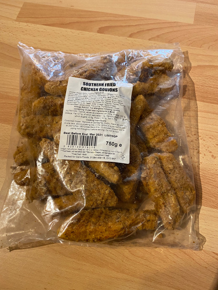 Southern Fried Chicken Goujons - Bromfields-Butchers