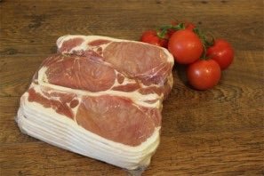 2.2kg Mild Back Bacon - Bromfields-Butchers