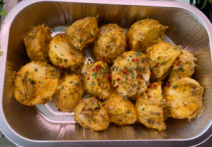 Salt & Pepper New Potatoes - Bromfields-Butchers
