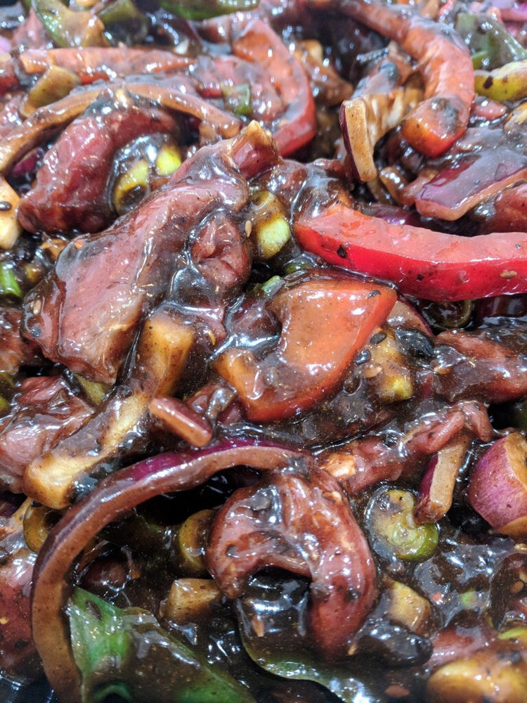 Beef in Black Bean Sauce - Bromfields-Butchers