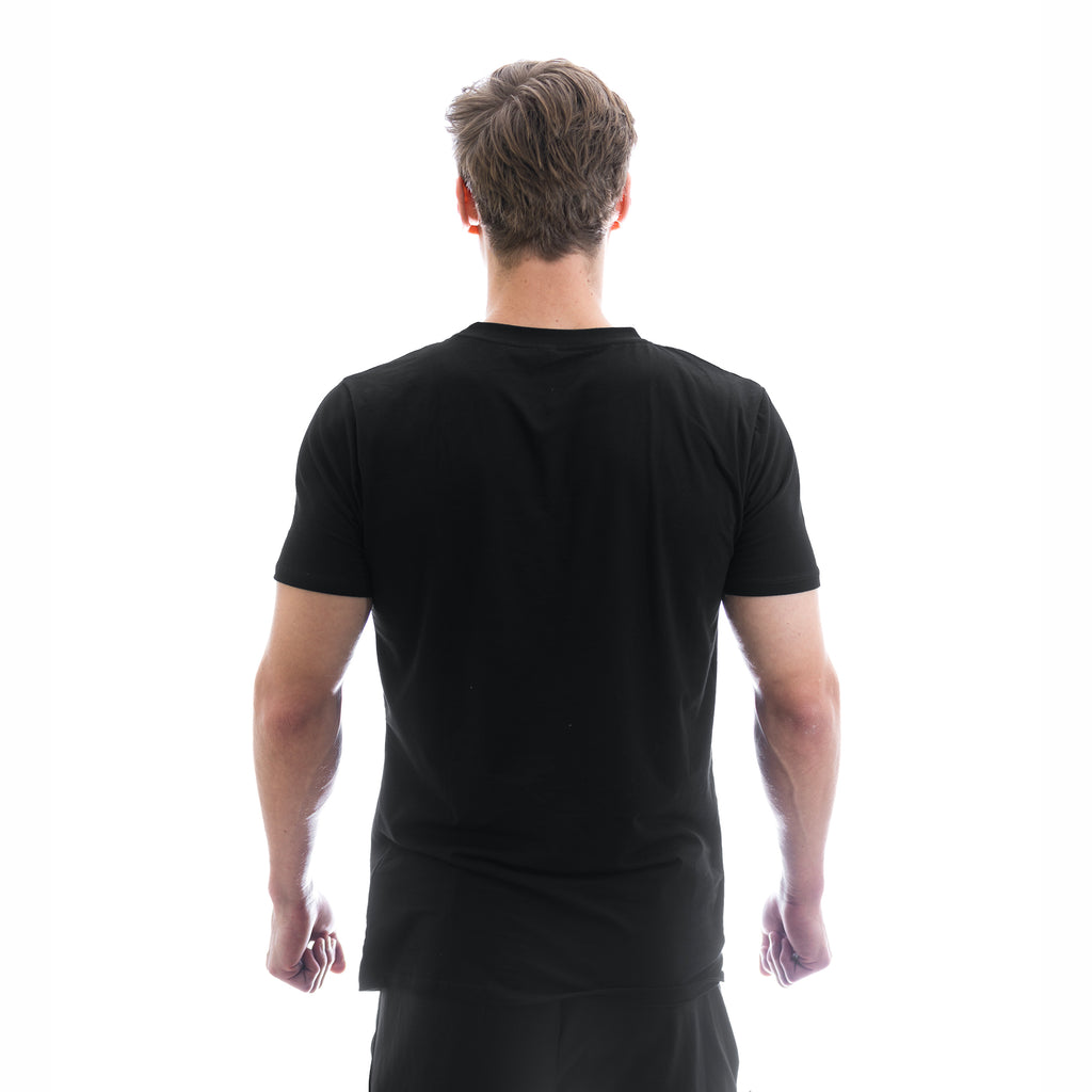 Men's Athletic Tee - Blacked Out