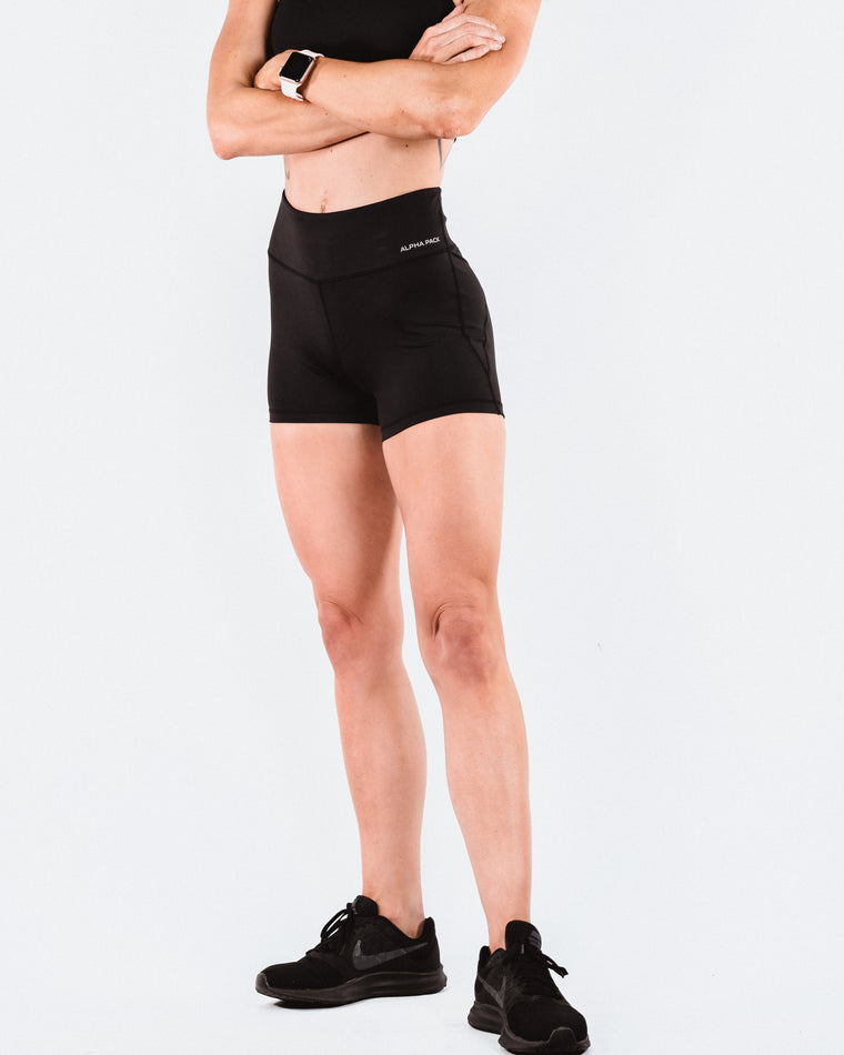 Impulse Shorts - Black