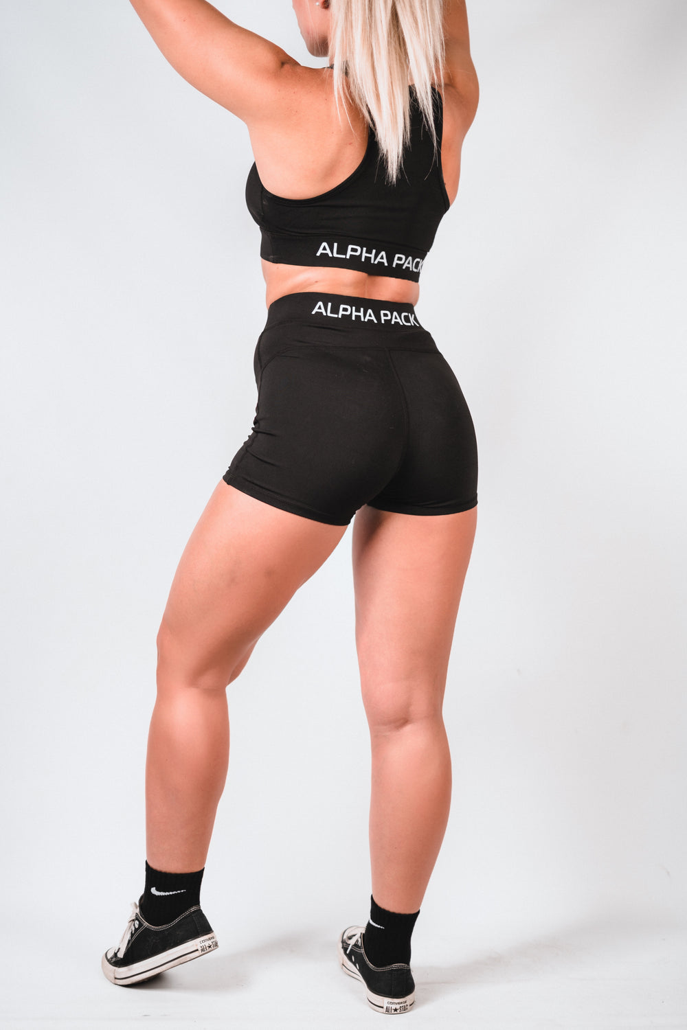 AP Statement Short - Black