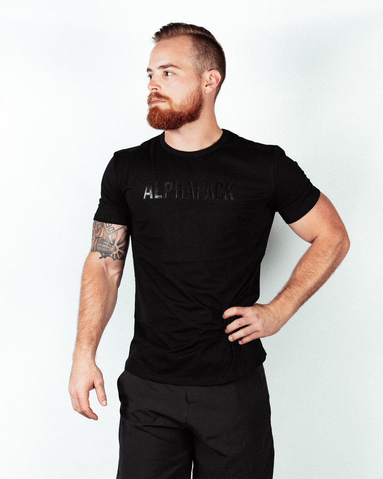AP Essential T-Shirt - Blackout