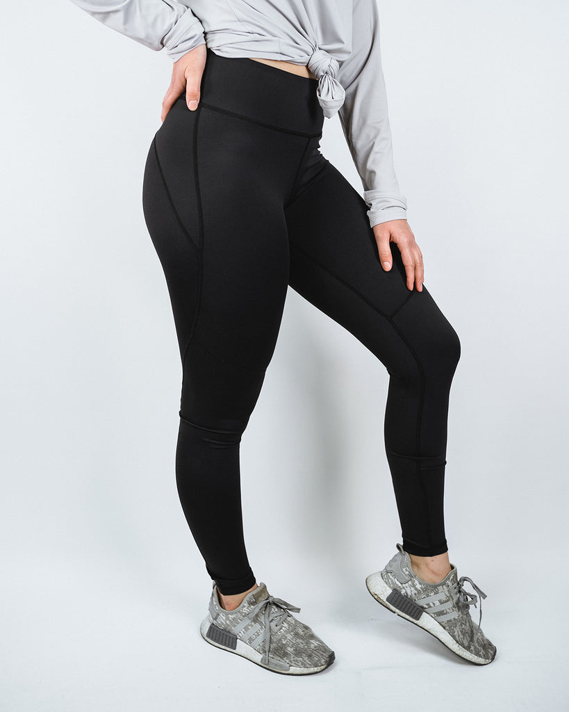Impulse 2 Legging - Black