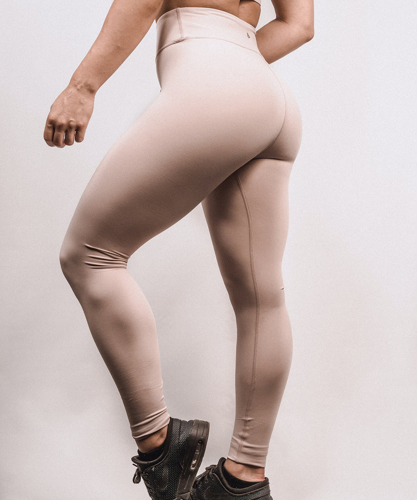 Signature Leggings - Dusty Pink