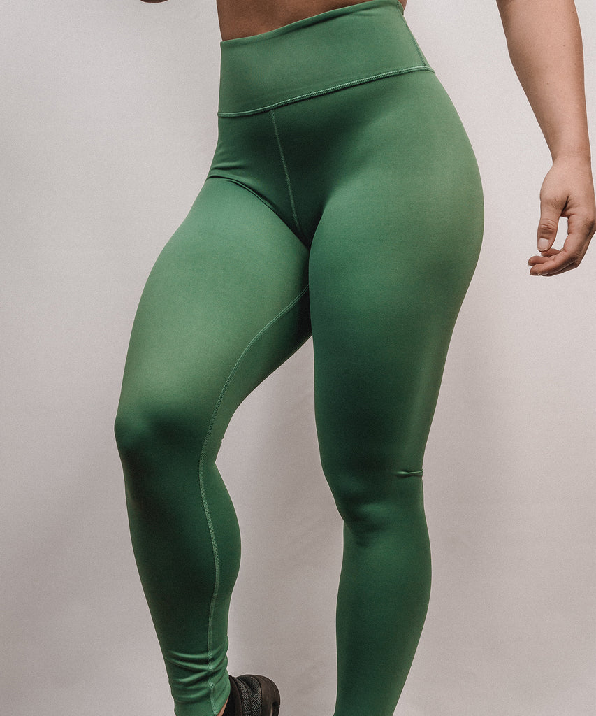 Signature Leggings - Khaki