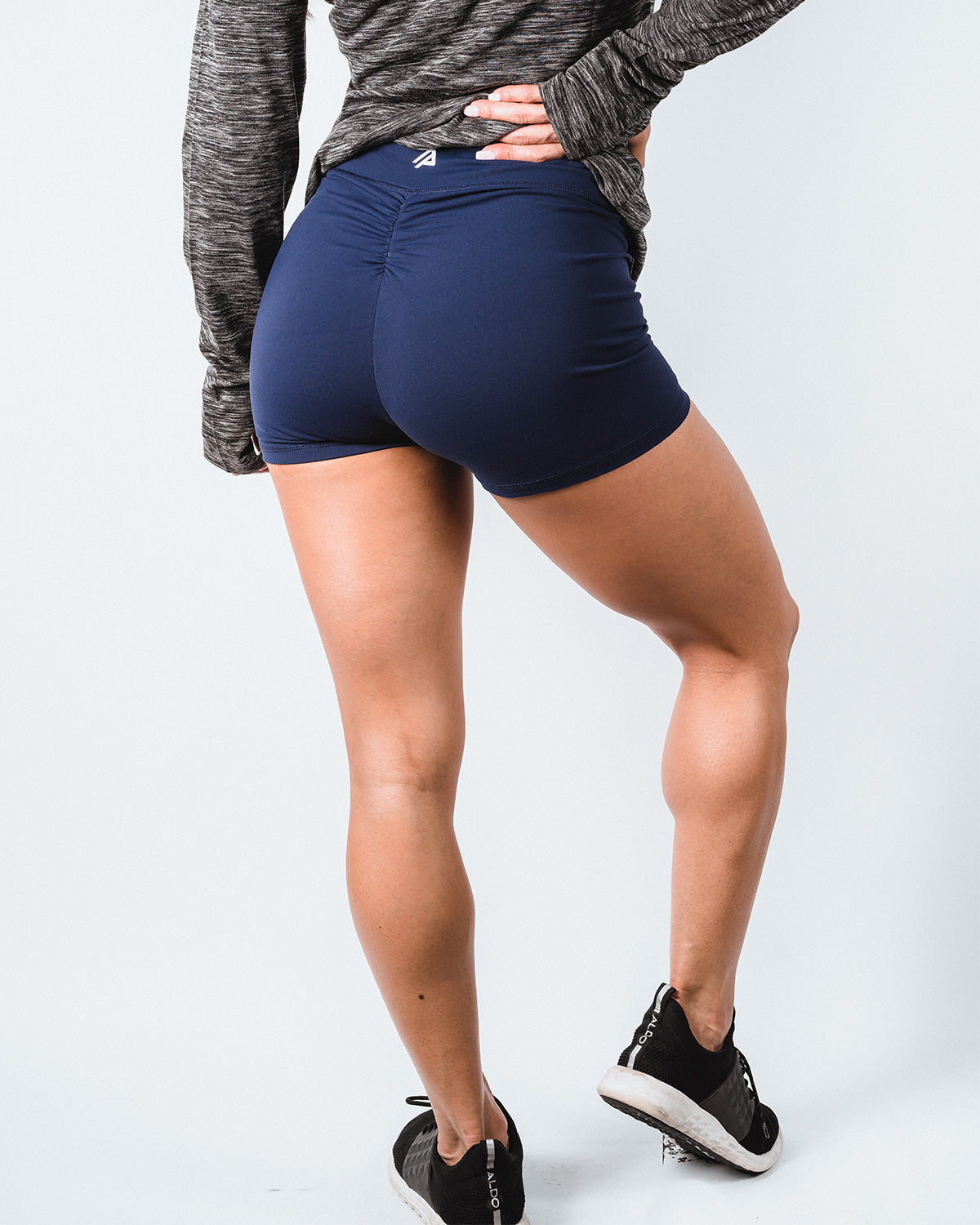 AP Flux Shorts - Navy