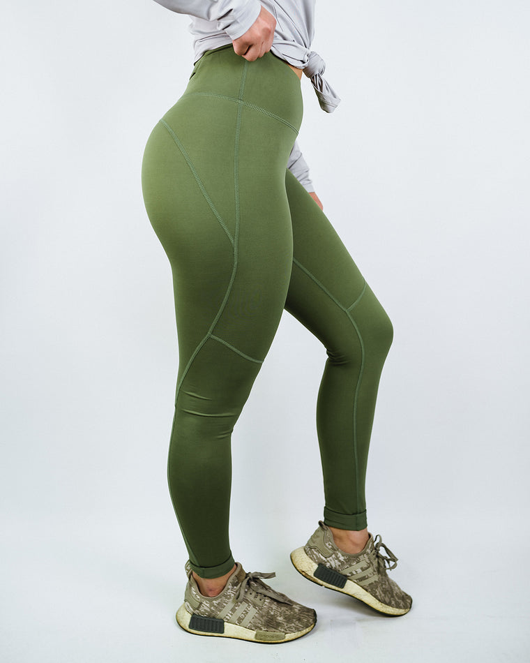 Impulse 2 Legging - Sage