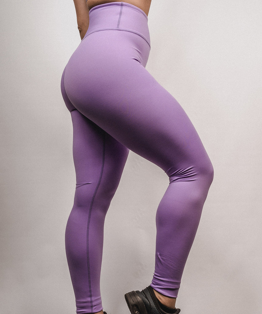 Signature Leggings - Ultra Violet